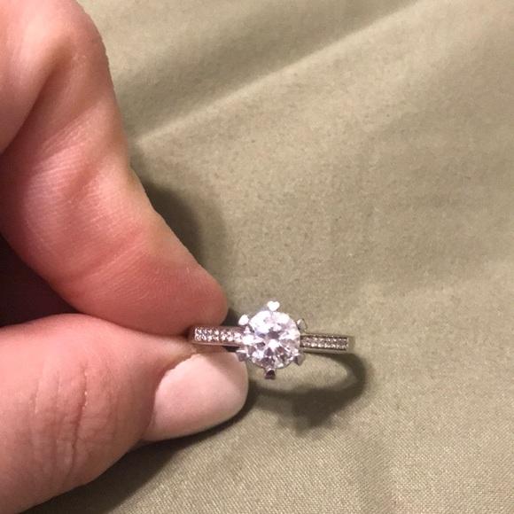 ritani Jewelry - Ritani sterling cz ring